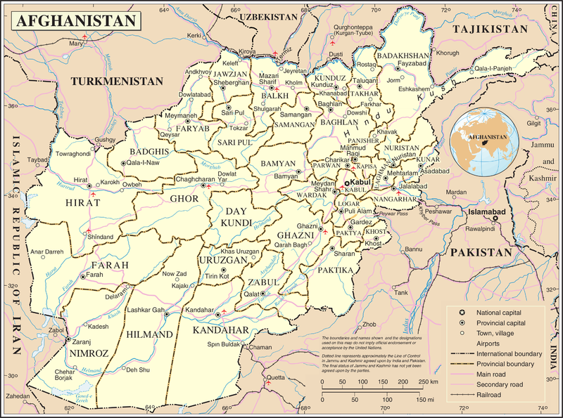 New Country Guidance case on Afghan Sikhs