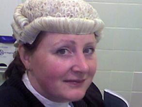 Jane Heybroek, barrister