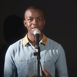 George the Poet: 'Go Home'