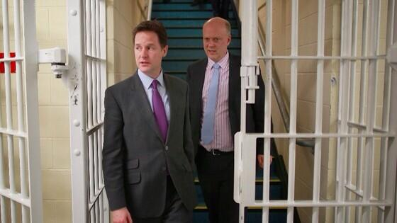 Clegg and Grayling caption competition