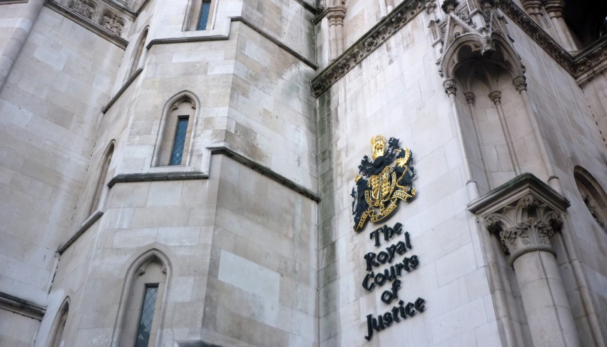 """Serious irreversible harm"" test case heard in Court of Appeal"