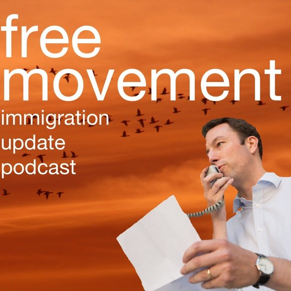 Immigration update podcast, episode 10