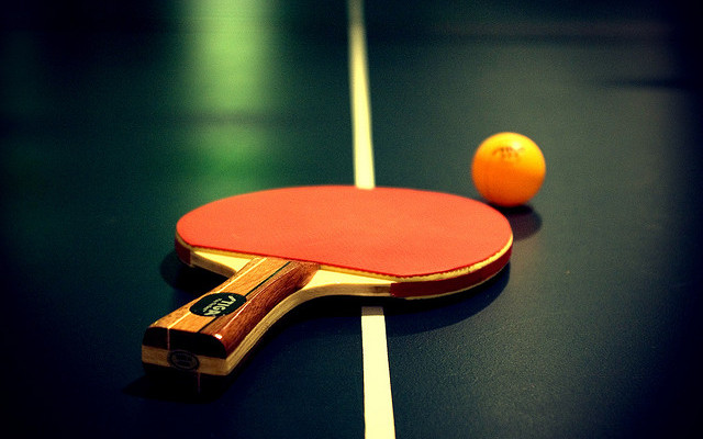 Ping (Pong) by Dustin Baxter