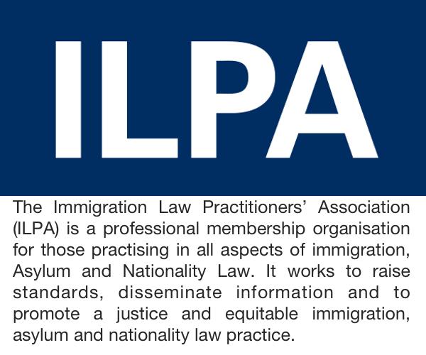 ILPA advert