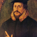 John Calvin by Hans Holbein the Younger