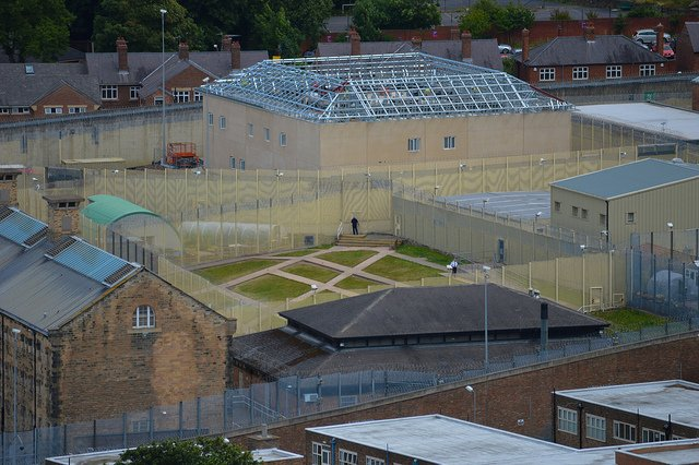 The immigration detainees held in prisons rather than detention centres