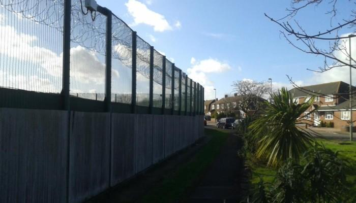 Haslar Immigration Detention Centre