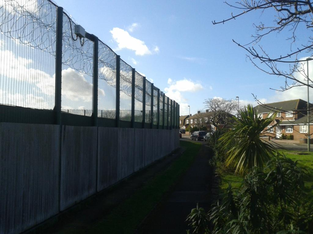 Haslar Detention Centre