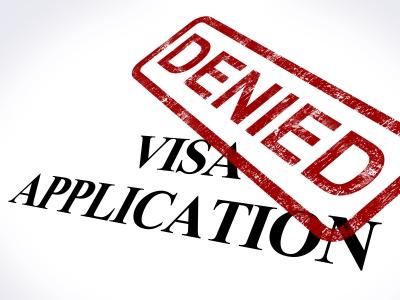 ID-denied visa application