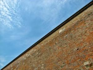 brick wall insurmountable obstacle