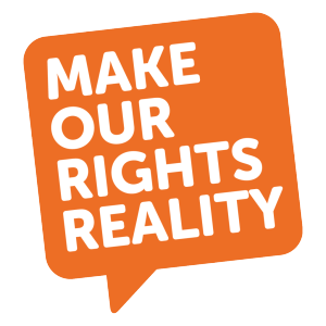 Make Our Rights Reality RGB