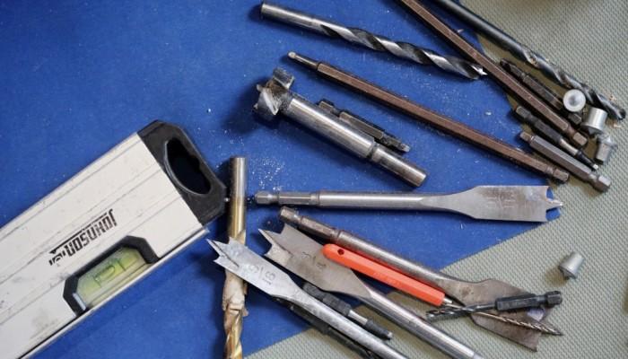 drill bits tools toolkit