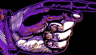 finger point order