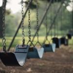 swings child empty