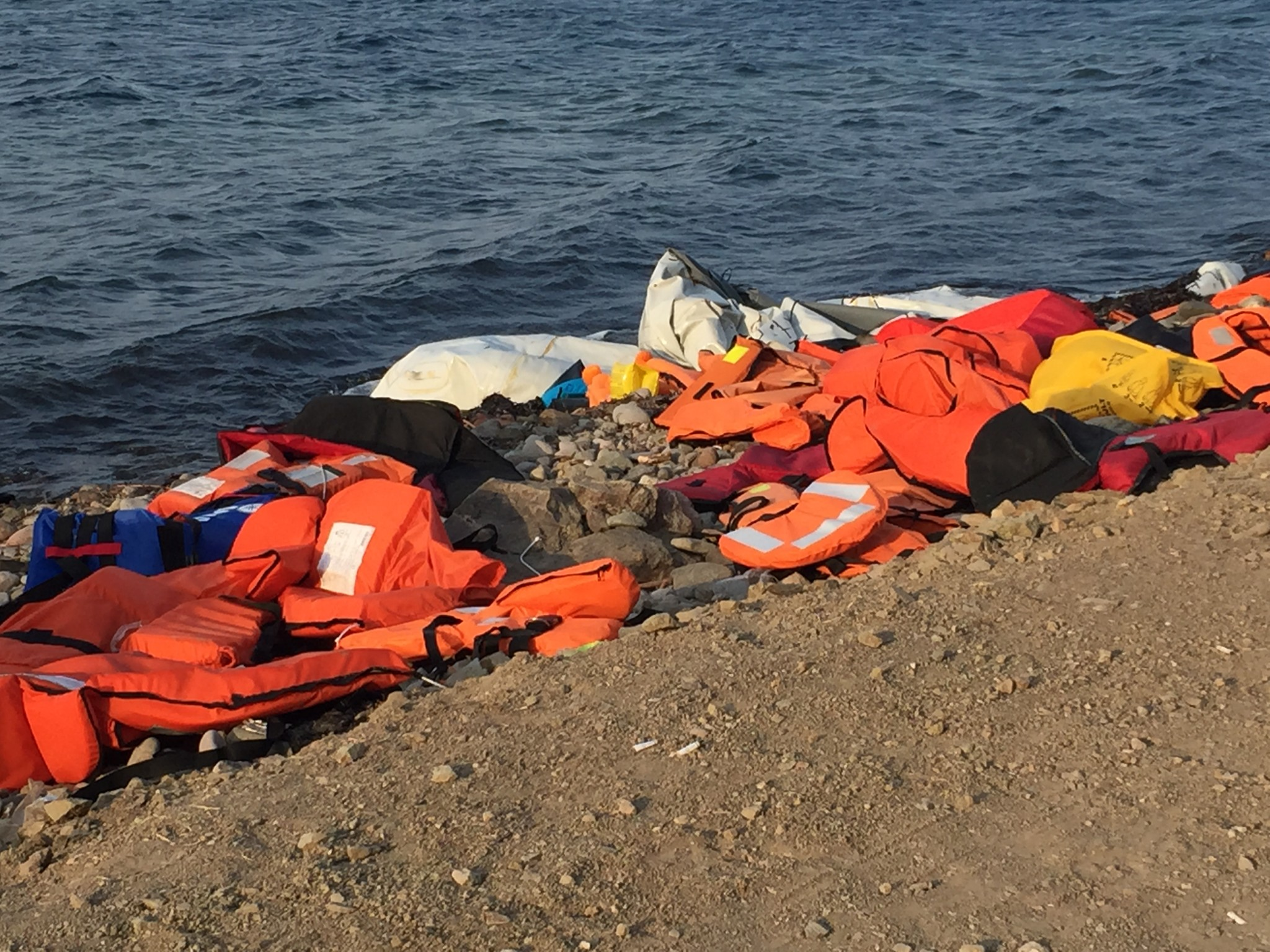 Protection deferred, protection denied? Report from Lesvos, Greece, European Union