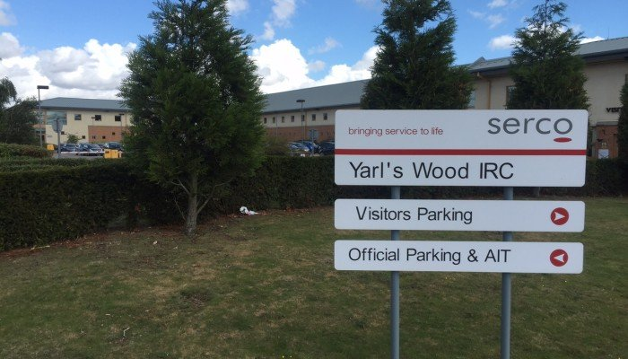 Yarl's Wood Immigration Removals Centre