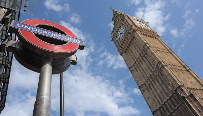 big ben parliament underground