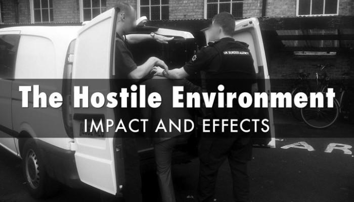 The Hostile Environment