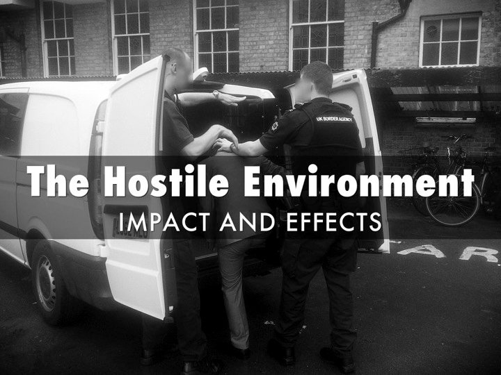 The 'Hostile Environment Working Group'