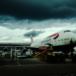 plane airport british airways