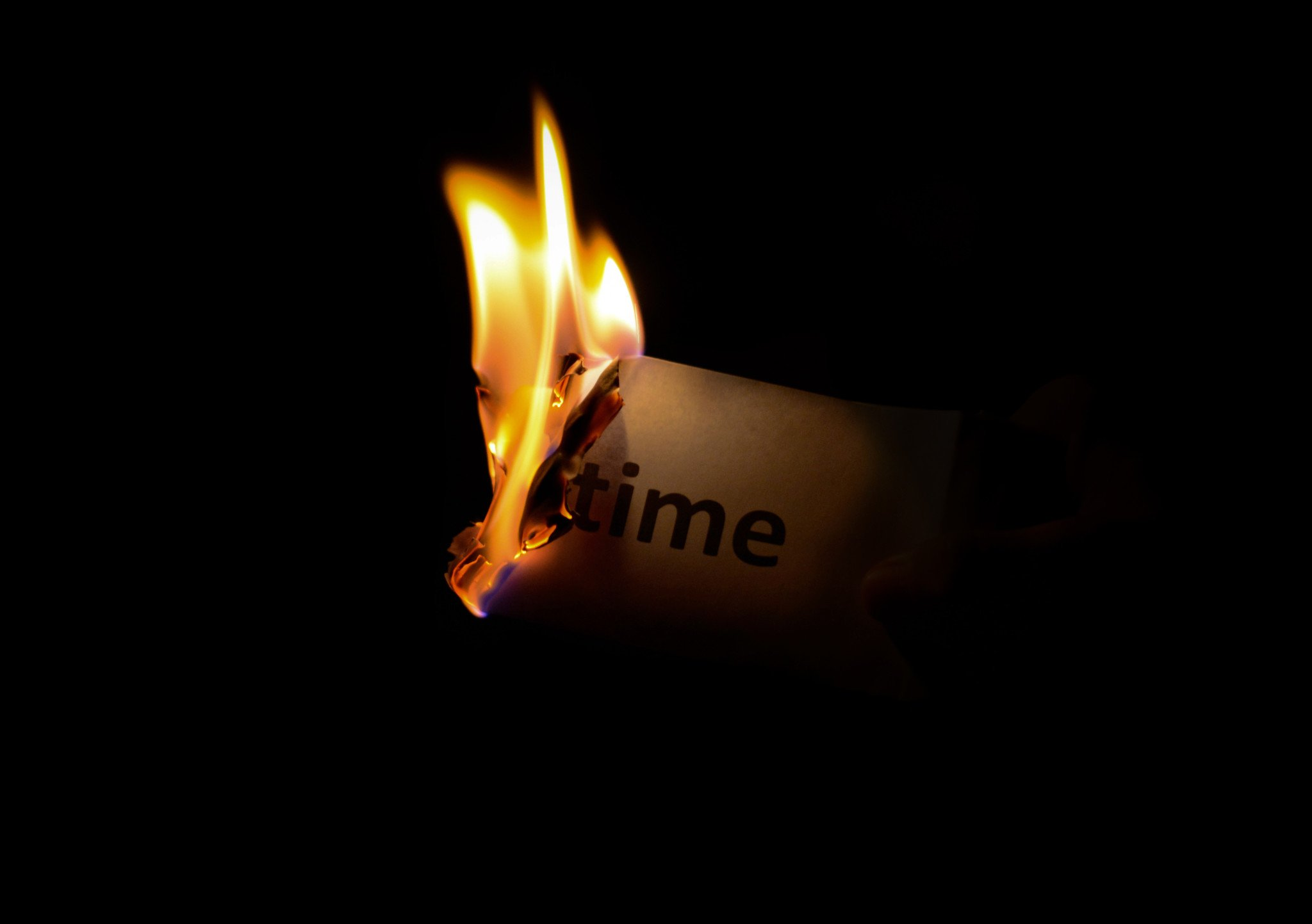 time deadline burn