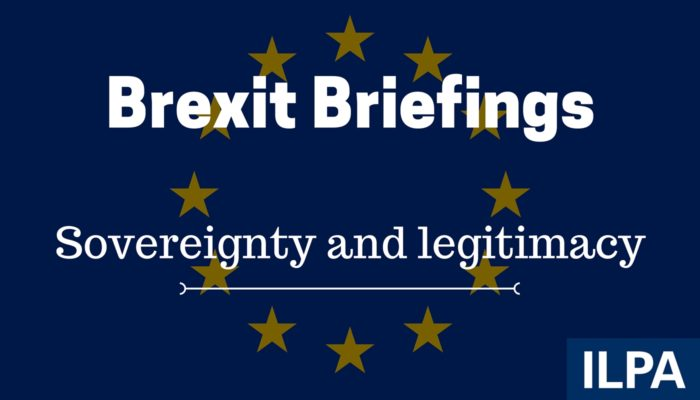 ILPA Brexit Briefings - paper 1