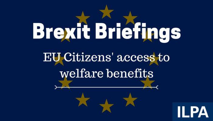 ILPA Brexit Briefings - paper 5
