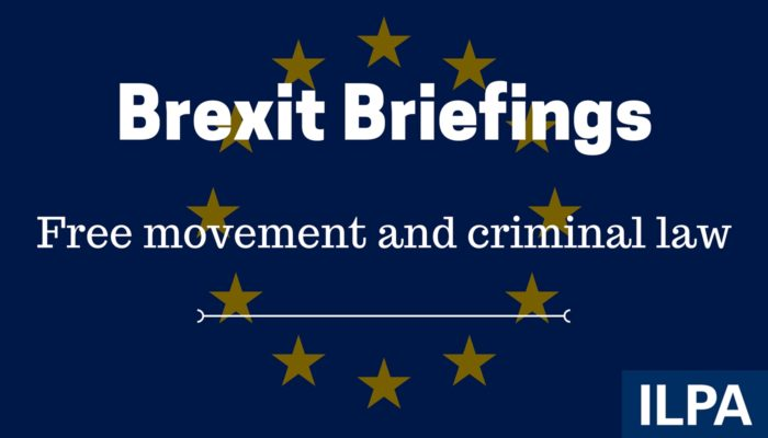 ILPA Brexit Briefings - paper 7