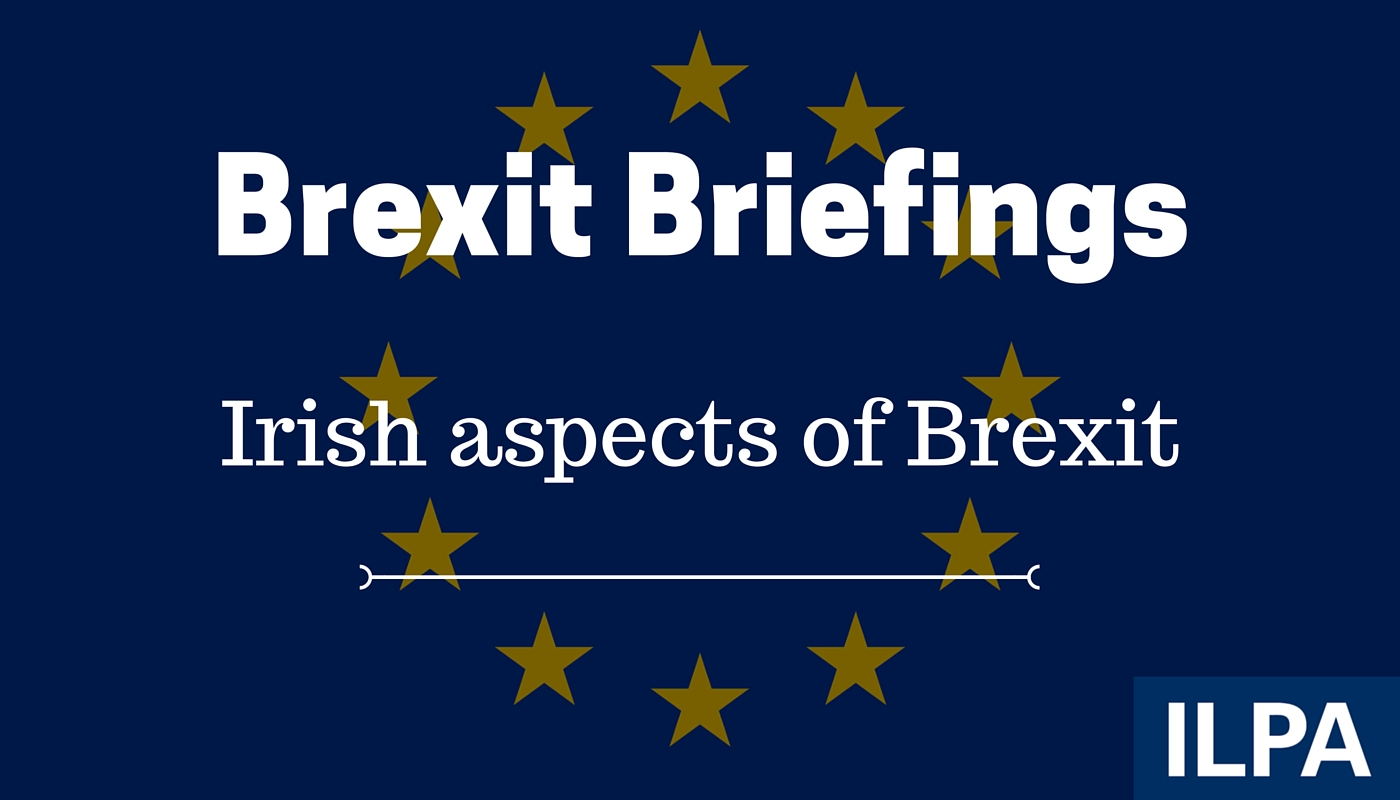 Brexit briefing: impact on Common Travel Area and the Irish