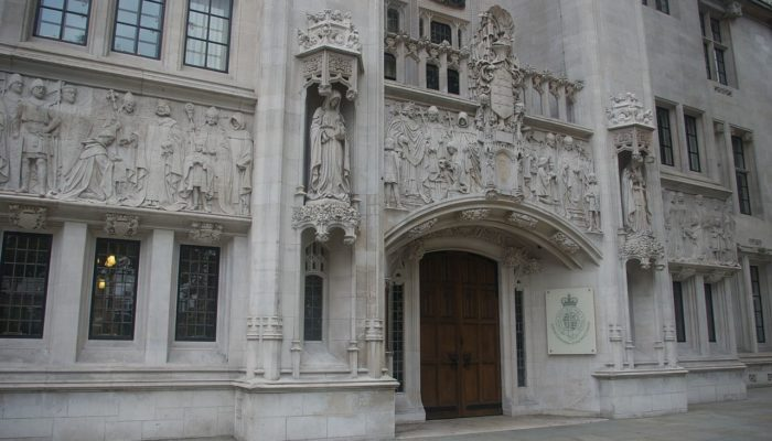 Supeme Court Guildhall