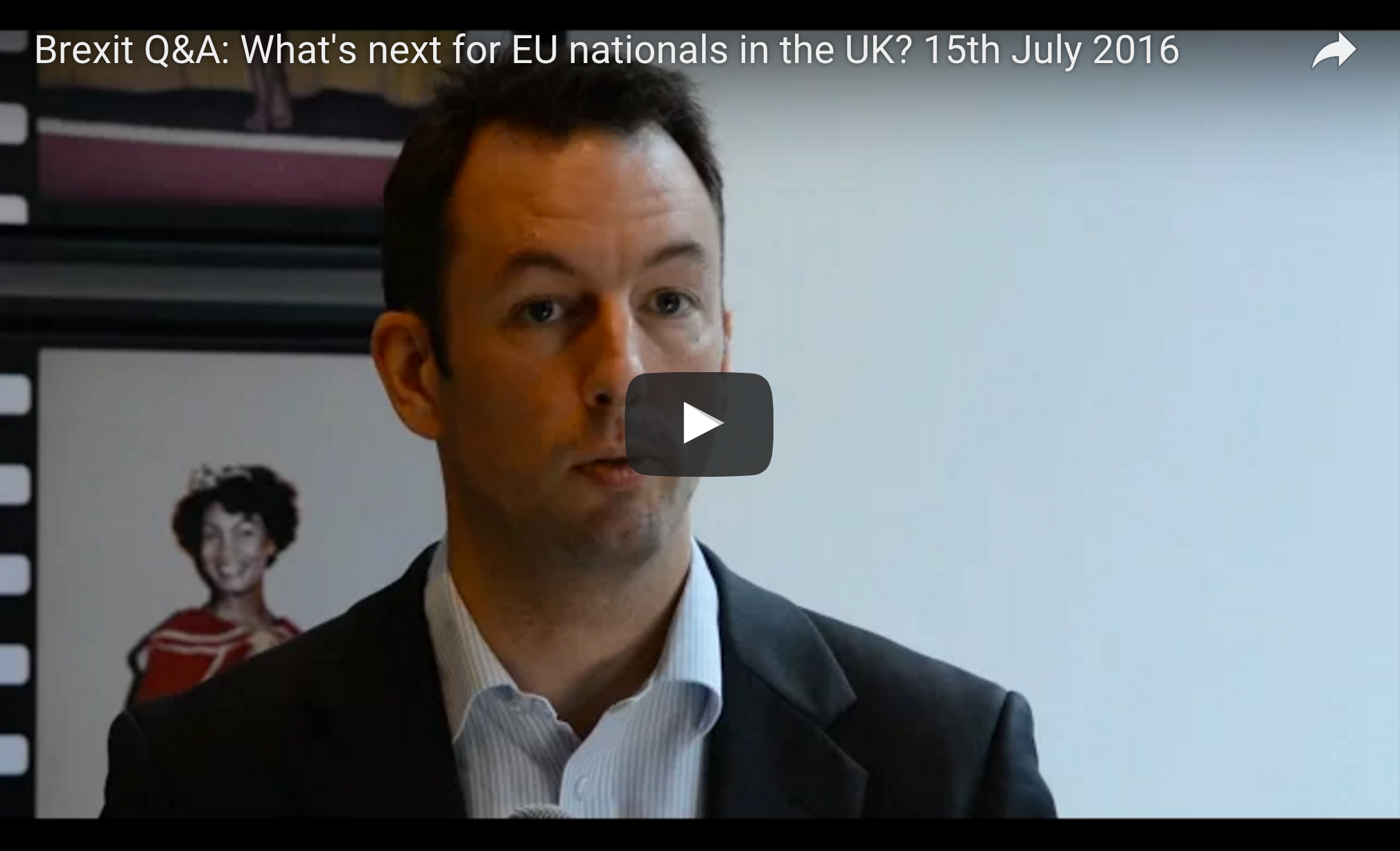 Brexit question and answer session: video