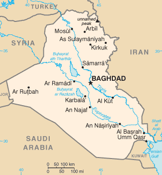 New Home Office policies on safe areas of Iraq