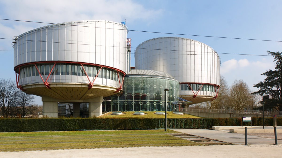 Stricter conditions for applying to European Court of Human Rights