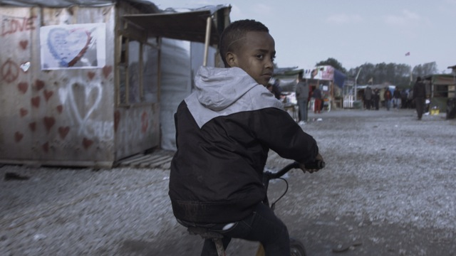 Fundraising appeal for film on the Calais refugee children