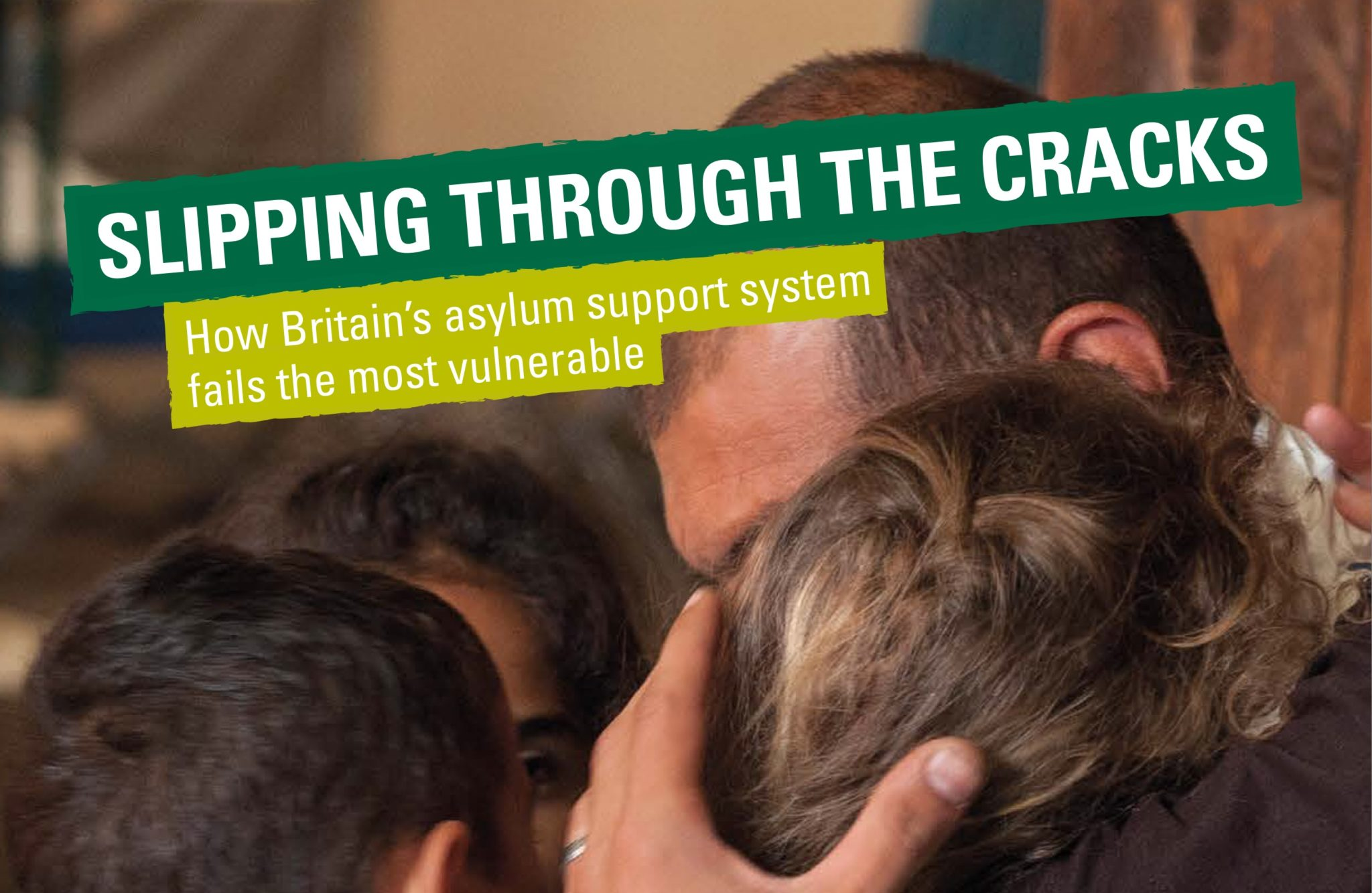 New Refugee Action report slams inadequate, creaking asylum support system