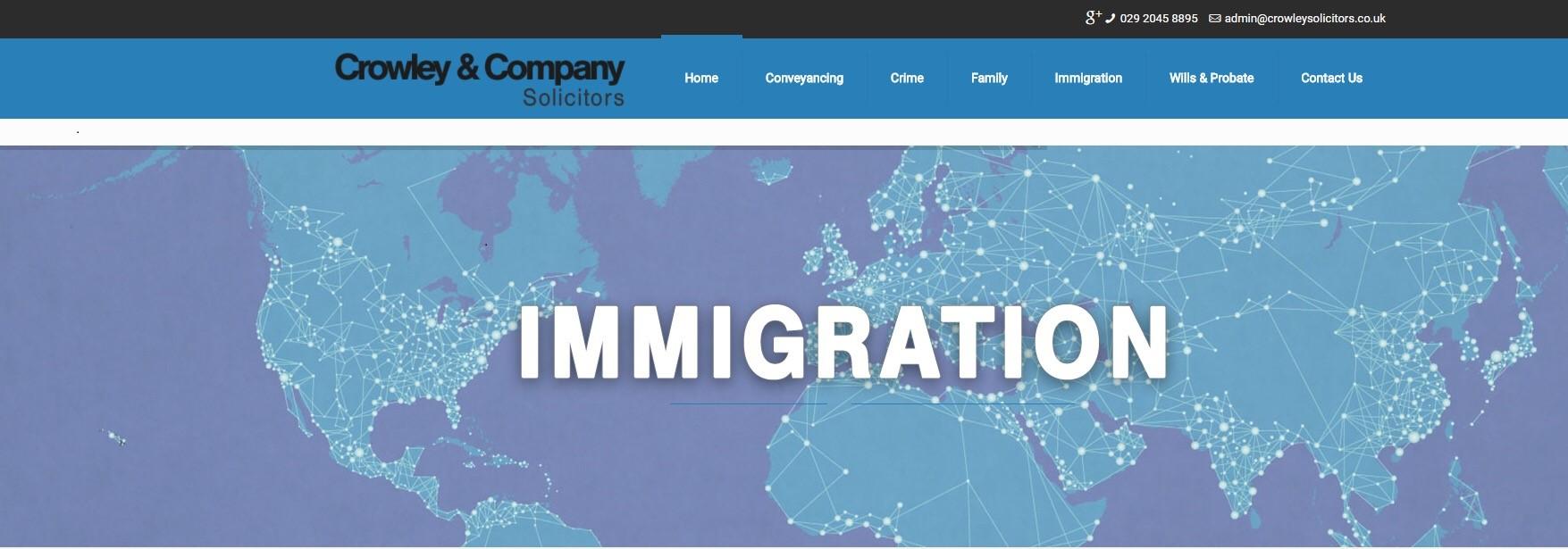 Job ad: Crowley & Company