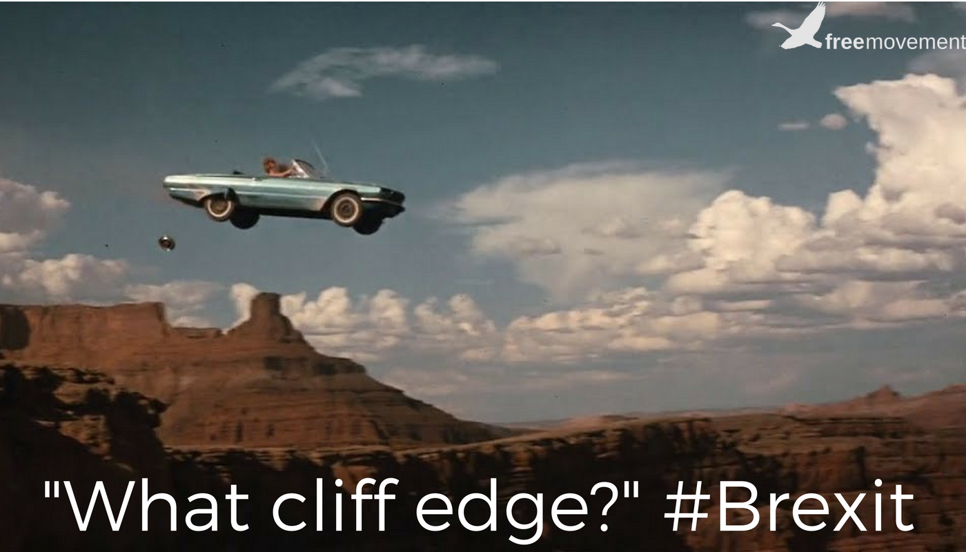 Leaked immigration plans suggest Thelma & Louise Brexit for UK