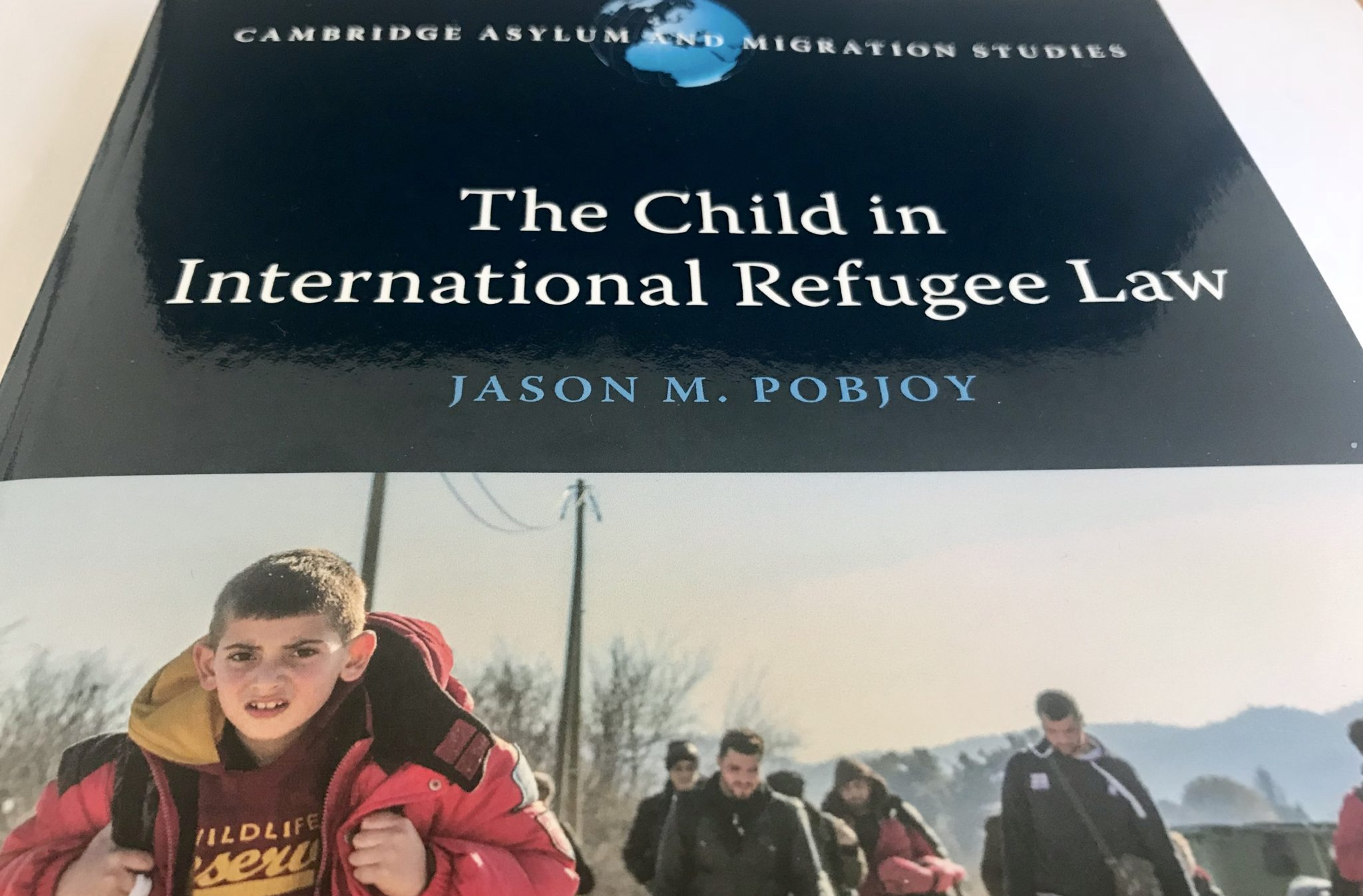 Book review: The Child in International Refugee Law by Jason Pobjoy