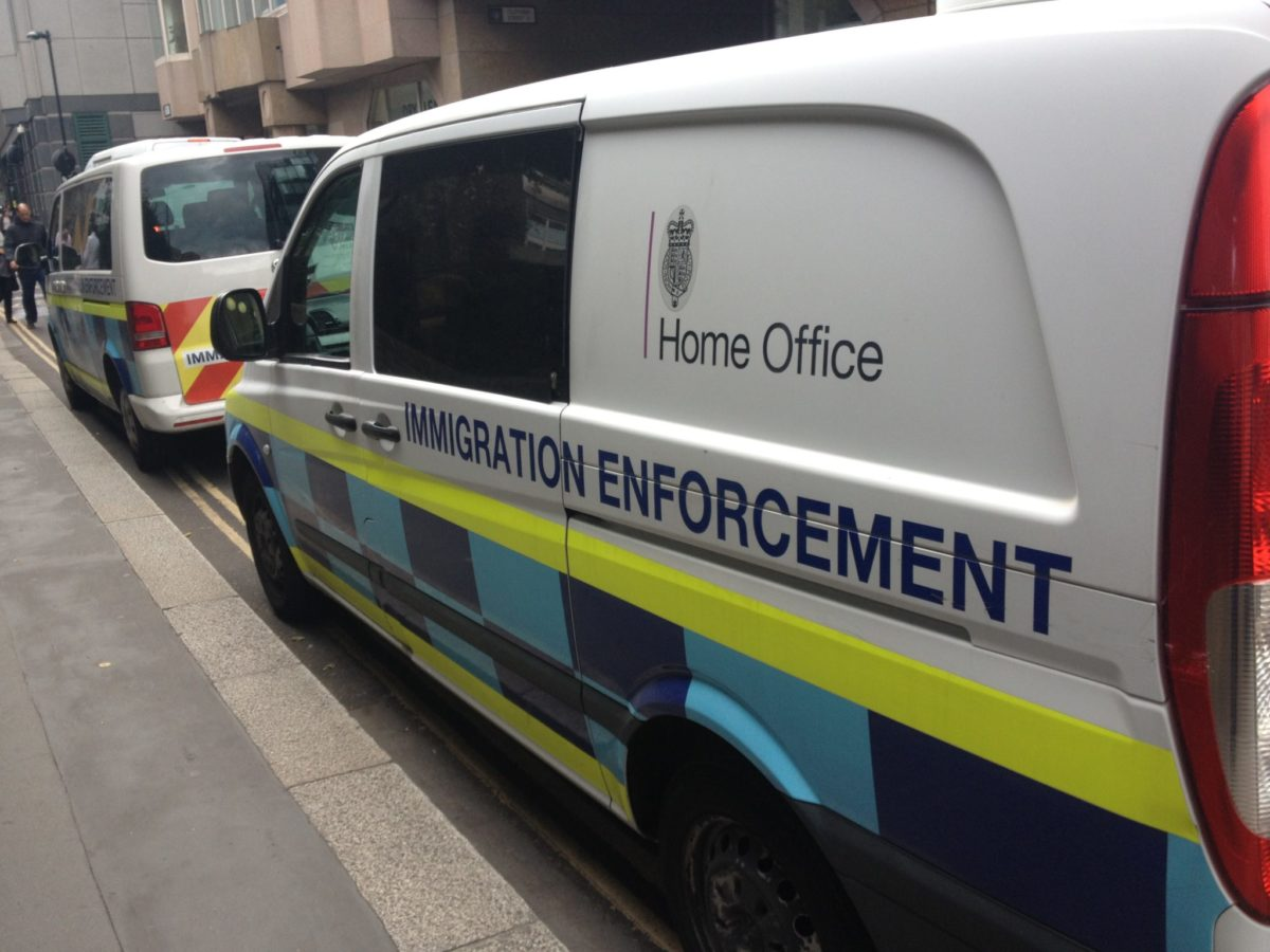 Proving that immigration officers have used excessive force
