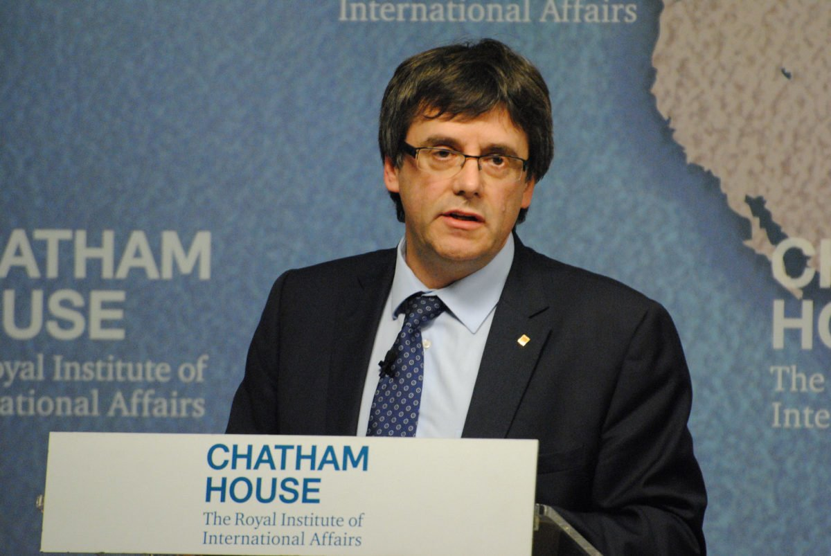 Three issues with the arrest warrant for Carles Puigdemont