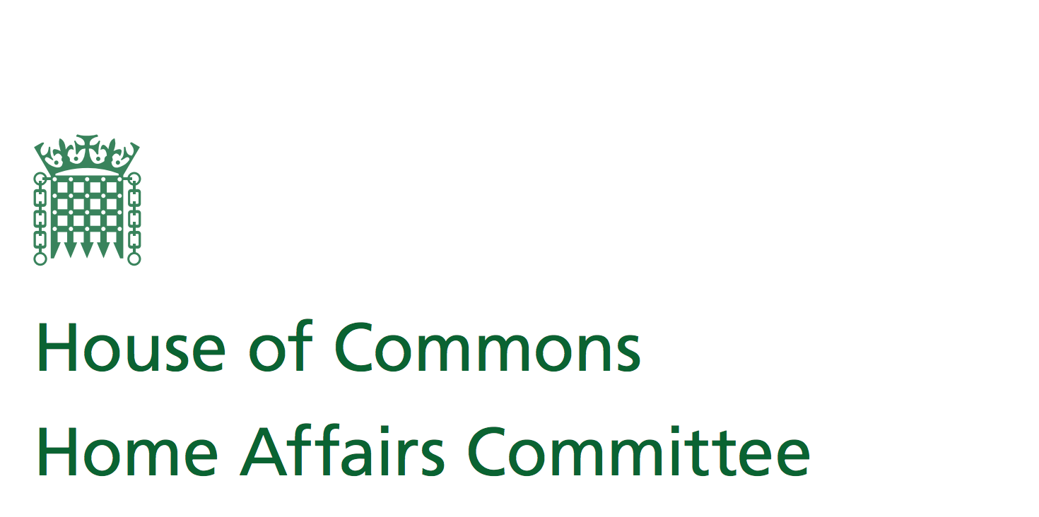 Home Office responds to committee report, 15 months later