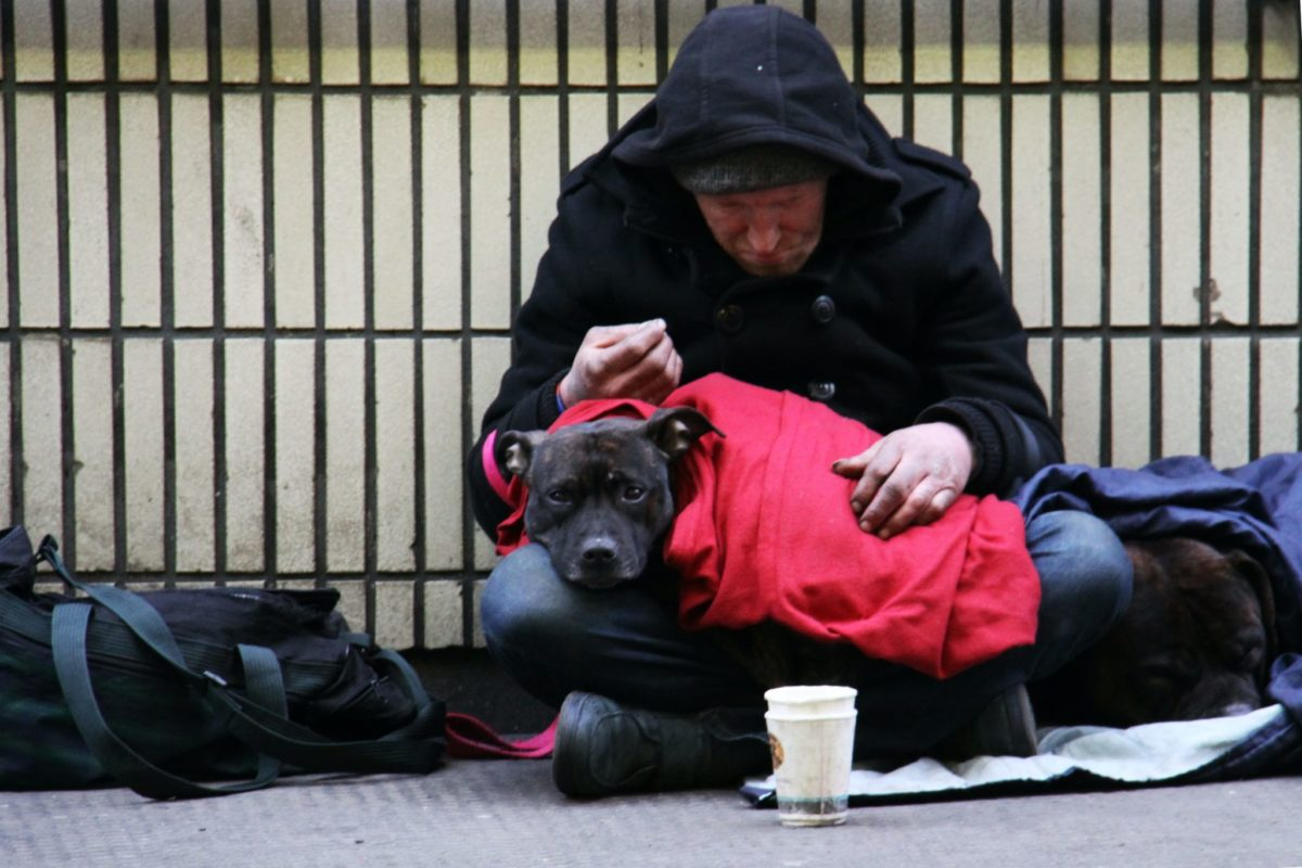 Home Office policy on EU rough sleepers found unlawful