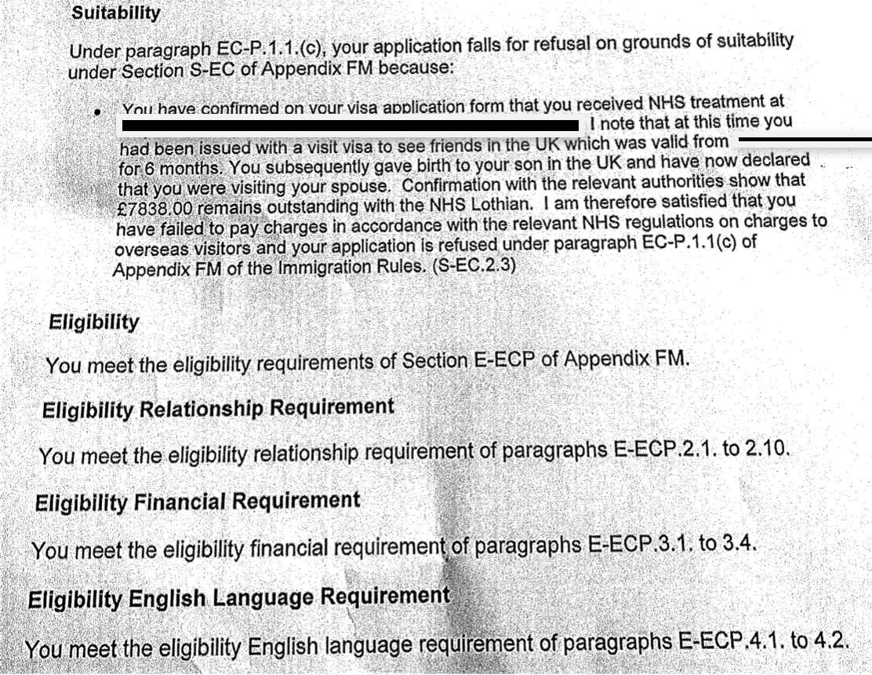 Letter To Immigration Officer For Spouse Visa from www.freemovement.org.uk