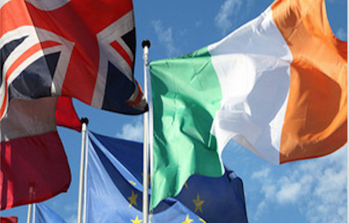 How does Brexit affect Irish citizens in the UK?