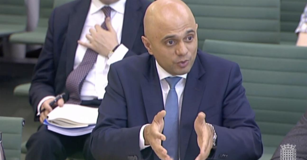"Javid: free movement could be replaced with ""labour mobility"" for executives"