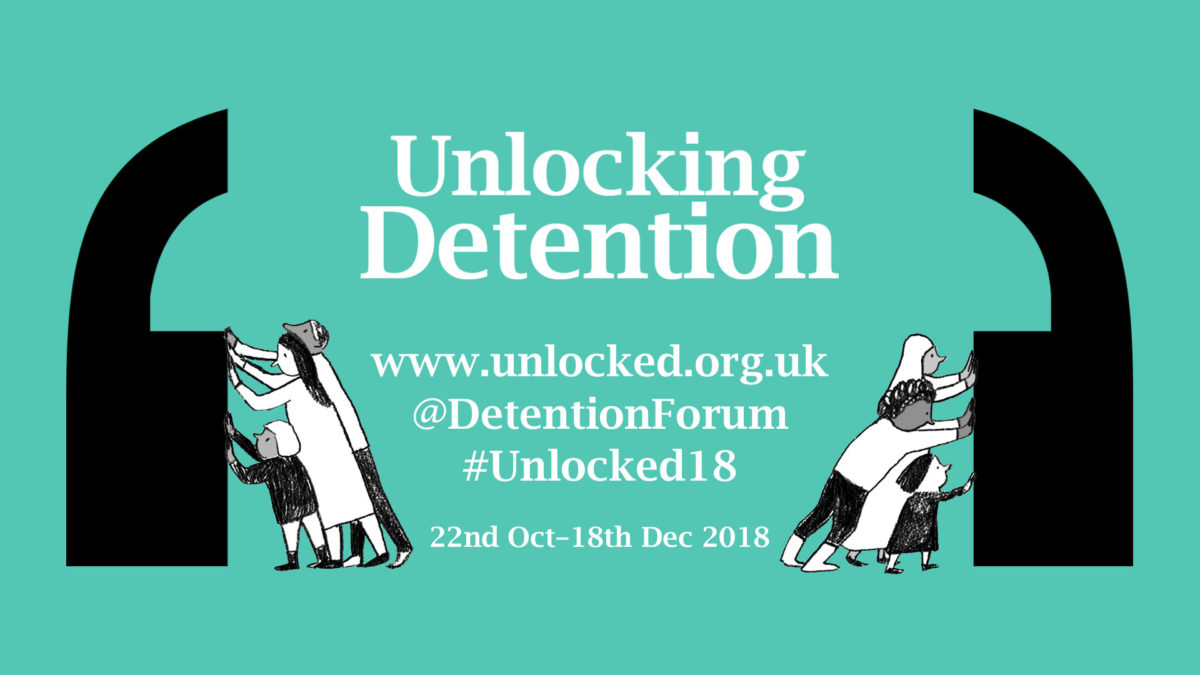 "Unlocking Detention tour to ""shine a spotlight"" on immigration detention"