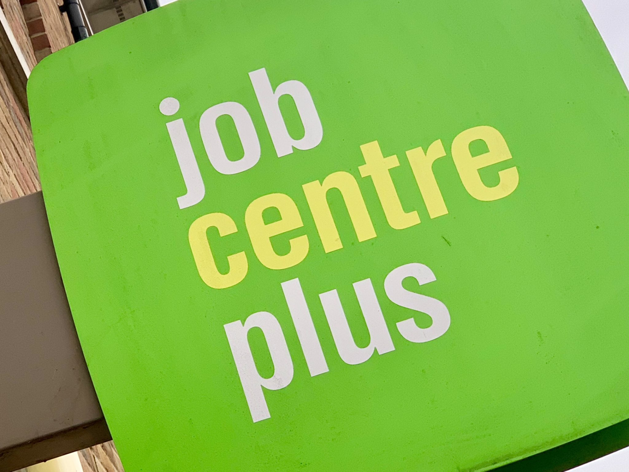 Job Centre plus unemployment unemployed employed