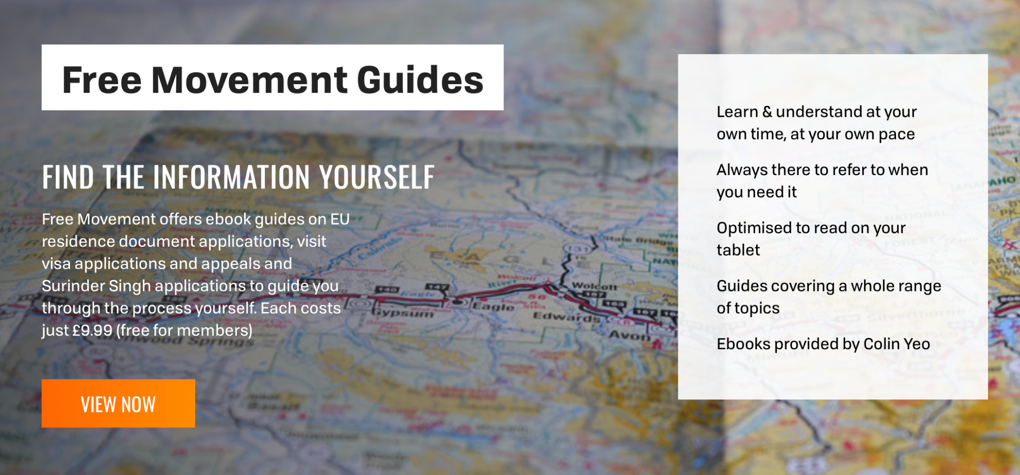 Free Movement Guides ebooks ad