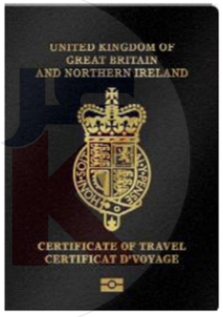 uk refugee travel document visa free countries