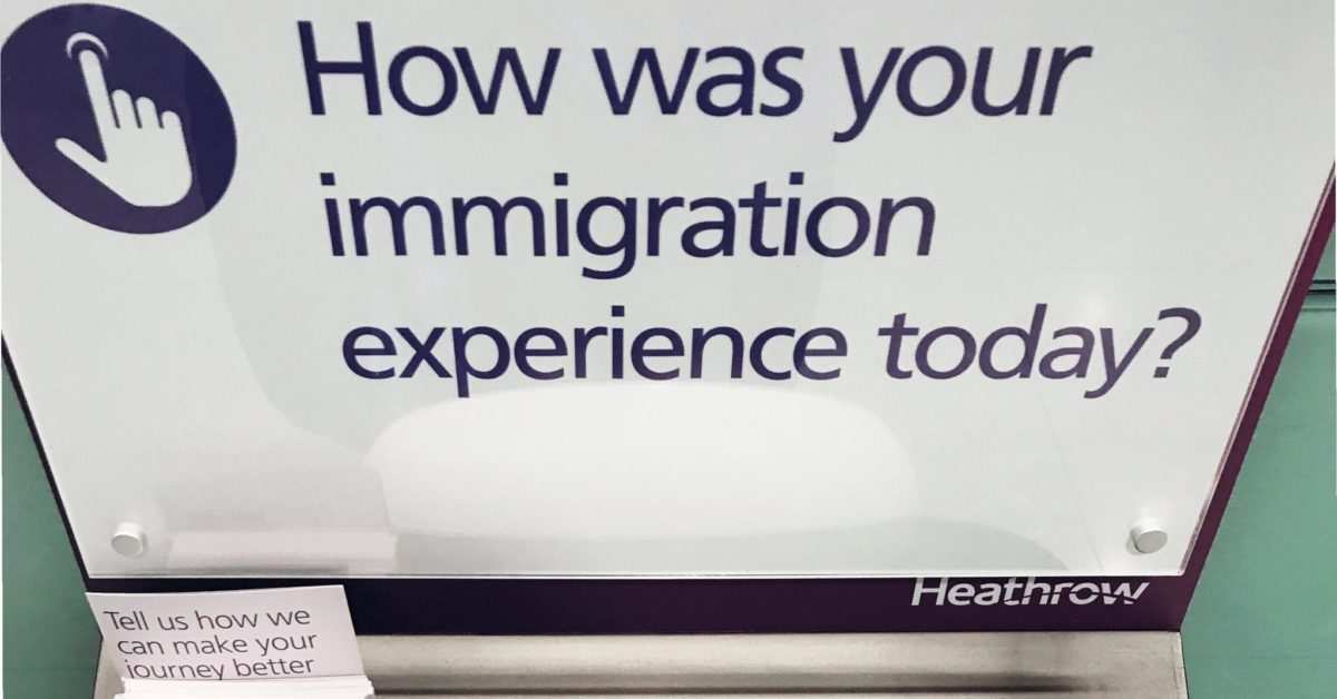 Comment: the government's immigration statistics are a work in progress